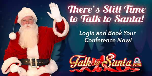 Talk To Santa Live Video Call